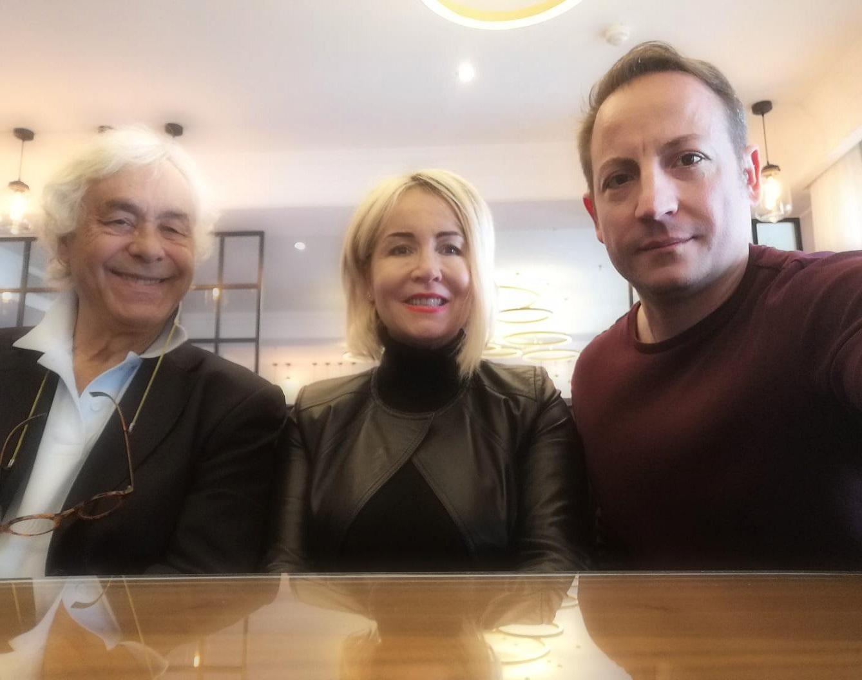 INTERVISTA A Fulvio Tomaselli e Francesca della Valle (STAMINALIA)