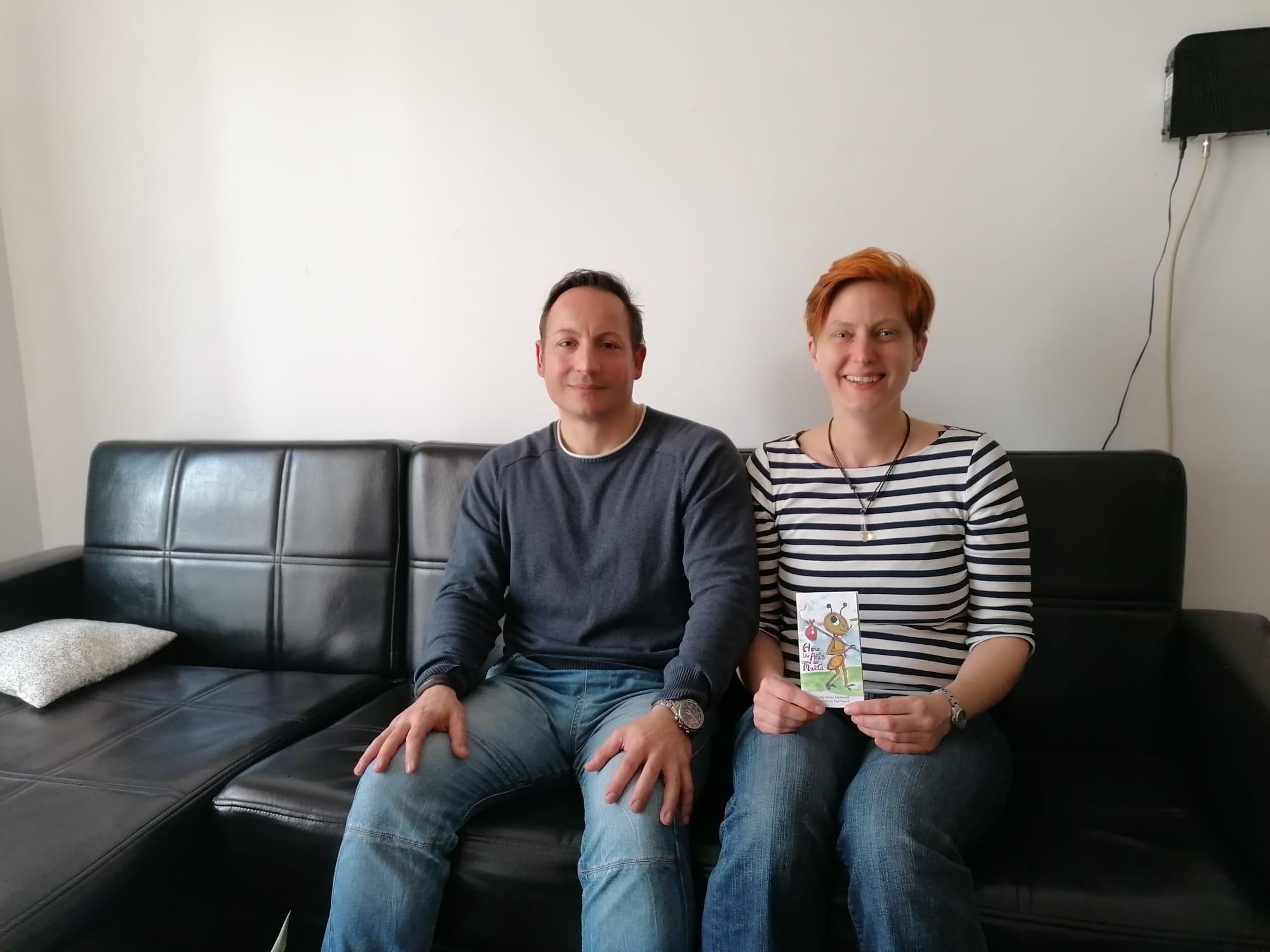 Intervista alla scrittrice Alenka Kreideweiss
